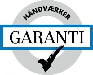 Håndværker garanti hos Rølund Totalentreprise